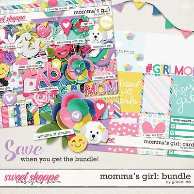 Momma's Girl: Bundle by Grace Lee