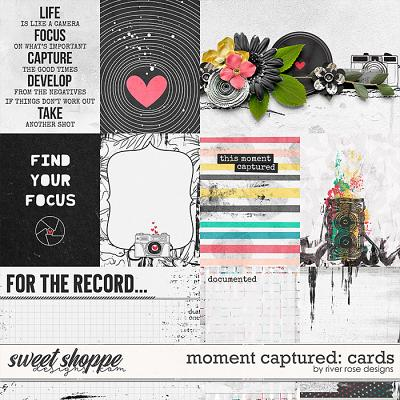 Moment Captured: Cards by River Rose Designs