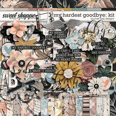 My Hardest Goodbye: Kit by River Rose Designs