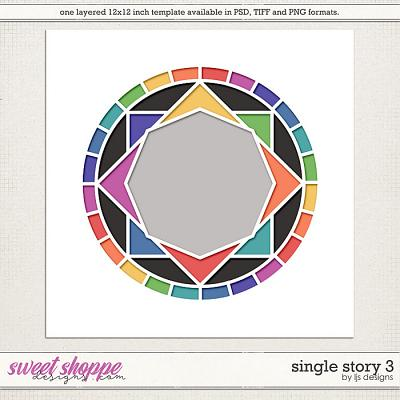 Single Story 3 by LJS Designs
