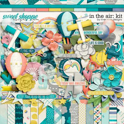 In the Air: Kit by River Rose Designs