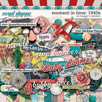 Moment in Time: 1940s by Meagan's Creations
