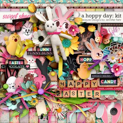 a hoppy day kit: simple pleasure designs by jennifer fehr
