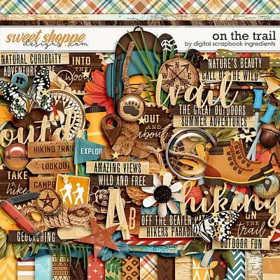 On The Trail by Digital Scrapbook Ingredients