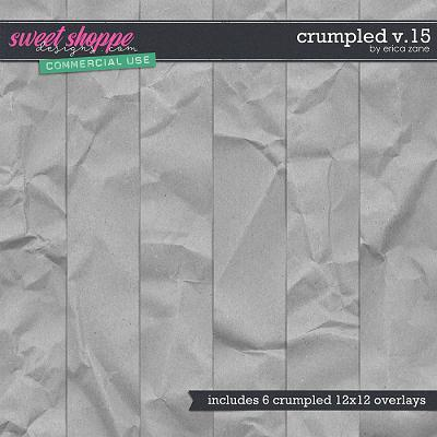 Crumpled v.15 by Erica Zane