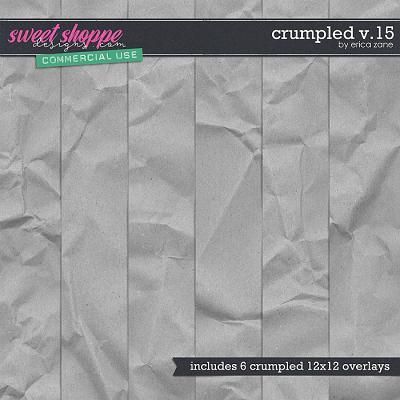 Crumpled v.15 by Erica Zane