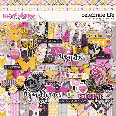 Celebrate Life : Kit by Meagan's Creations