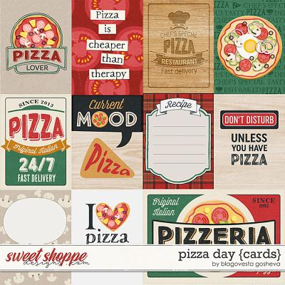 Pizza Day {cards} by Blagovesta Gosheva