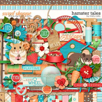 Hamster Tales by Misty Cato