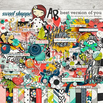 Best Version Of You by Amanda Yi & Juno Designs