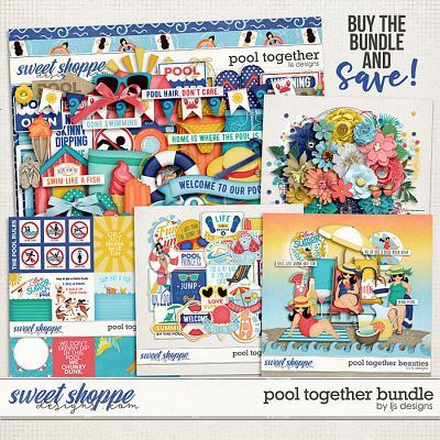 Pool Together Bundle by LJS Designs