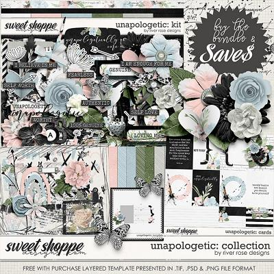 Unapologetic: Collection + FWP by River Rose Designs