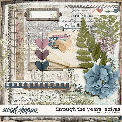 Through the Years: Extras by River Rose Designs