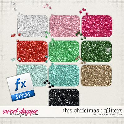 This Christmas : Glitters by Meagan's Creations