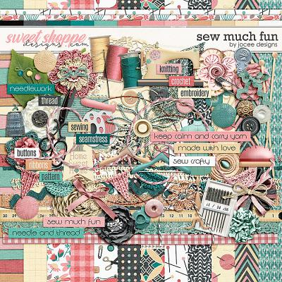 Sew Much Fun by JoCee Designs