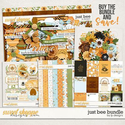 Just Bee Bundle by LJS Designs