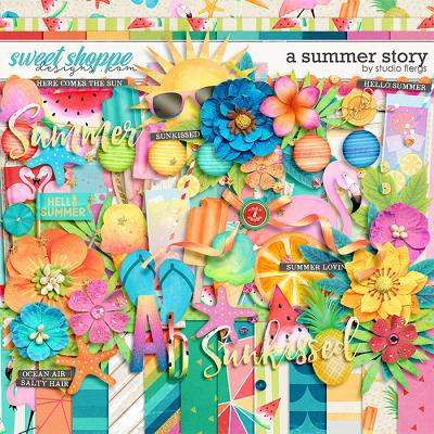 A Summer Story by Studio Flergs