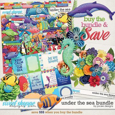 Under the Sea Bundle by JoCee Designs