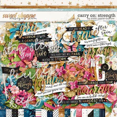 Carry On: Strength by Kristin Cronin-Barrow