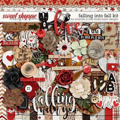 Falling Into Fall by Amanda Yi & Studio Basic Designs