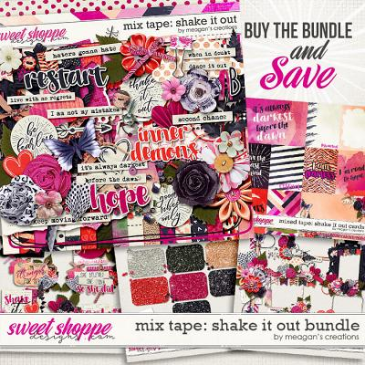 Shake it Out: Bundle by Meagan's Creations