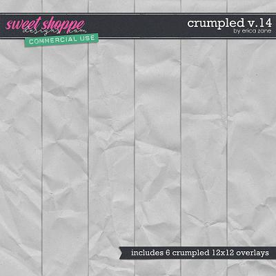 Crumpled v.14 by Erica Zane