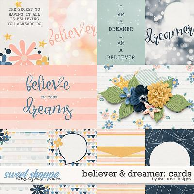 Believer & Dreamer: Cards by River Rose Designs