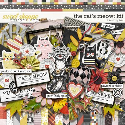 THE CAT'S MEOW | KIT by The Nifty Pixel