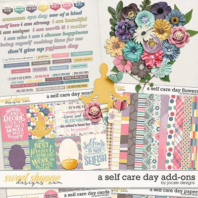 A Self-Care Day Add Ons by JoCee Designs
