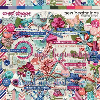 New Beginnings Kit by JoCee Designs