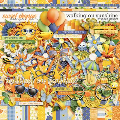 Walking On Sunshine Kit by JoCee Designs