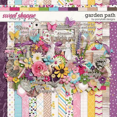 Garden Path by Ponytails