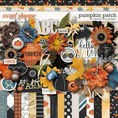 Pumpkin Patch by Dream Big Designs