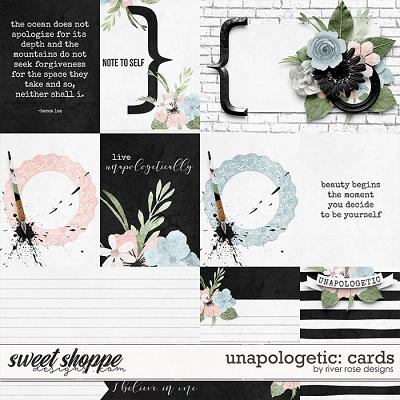 Unapologetic: Cards by River Rose Designs