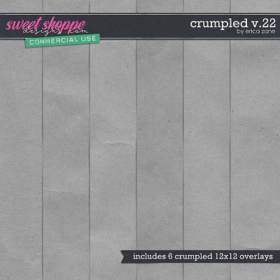 Crumpled v.22 by Erica Zane