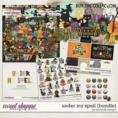 Under My Spell Bundle by Ponytails