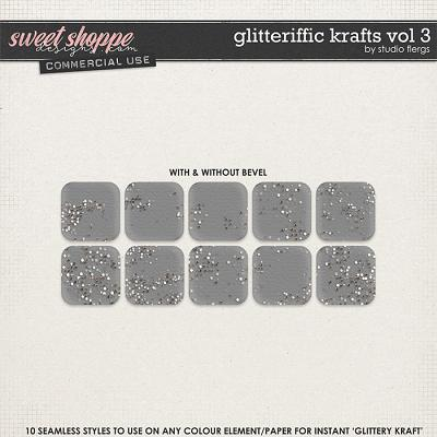 Glitteriffic Krafts VOL 3 by Studio Flergs