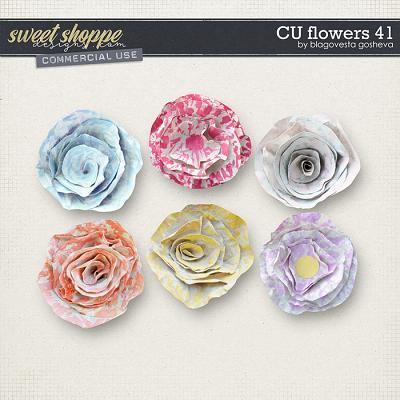CU Flowers 41 by Blagovesta Gosheva