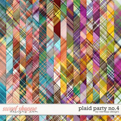 Plaid party no.4 by WendyP Designs