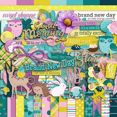 Brand New Day by Kelly Bangs Creative