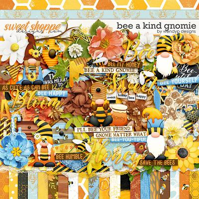 Bee a kind gnome by WendyP Designs