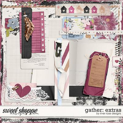 Gather: Extras by River Rose Designs