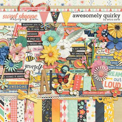 Awesomely Quirky by Erica Zane