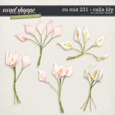 CU Mix 231 - Callie Lily by WendyP Designs