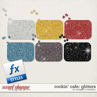 Rockin' Cafe: Glitters by Meagan's Creations