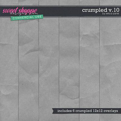 Crumpled v.10 by Erica Zane
