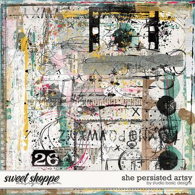 She Persisted Artsy by Studio Basic