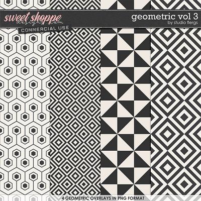 Geometric VOL 3 by Studio Flergs