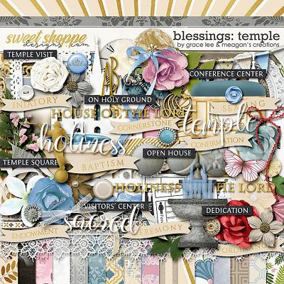 Blessings: Temple by Grace Lee and Meagan's Creations