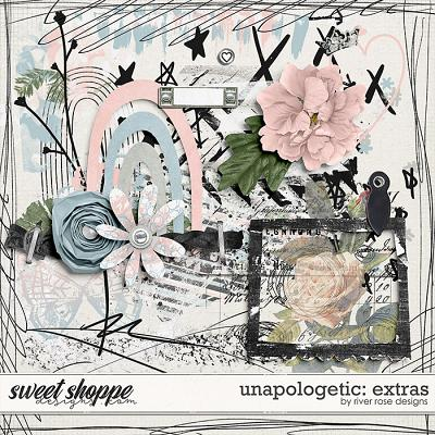 Unapologetic: Extras by River Rose Designs